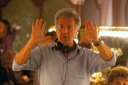Dustin Hoffman makes his directing debut with &quot;Quartet.&quot;