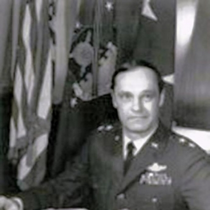 Maj. Gen. Frank J. Simokaitis: a great American, husband and brother-in-law.
