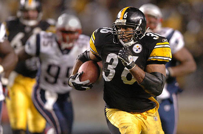 Bettis doesn't make Pro Football Hall of Fame cut; former Penn …