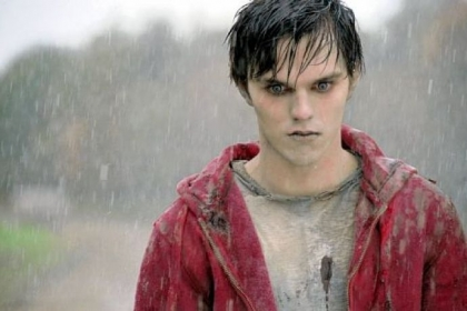 "Nicholas Hoult portrays a zombie known only as R in ""Warm Bodies."""