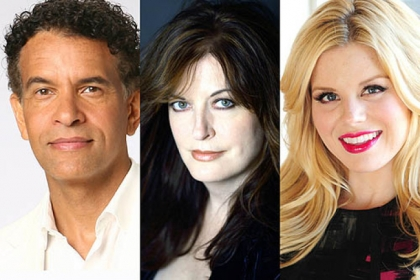 Brian Stokes Mitchell, Ann Hampton Callaway and Megan Hilty will join the Pittsburgh Symphony Pops next season.