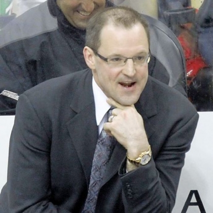 Penguins head coach Dan Bylsma is 170-84-25 since being hired in 2009.