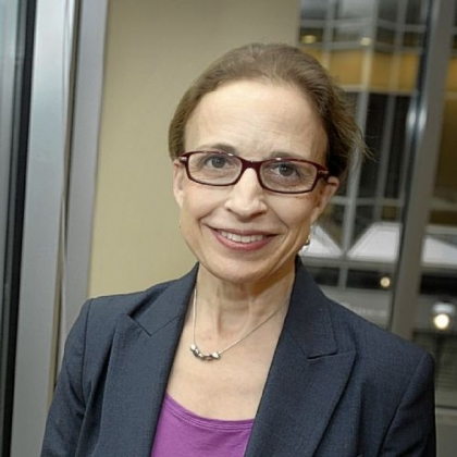 Edie Shapira, new board chair of The Pittsburgh Foundation.