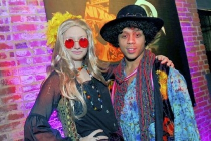 &quot;Janis Joplin and Jimi Hendrix&quot;