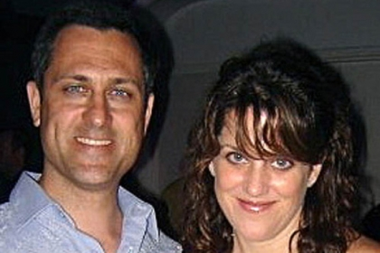 Rob Meffe, a graduate of Greensburg Central Catholic, and wife Sharon Wheatley.