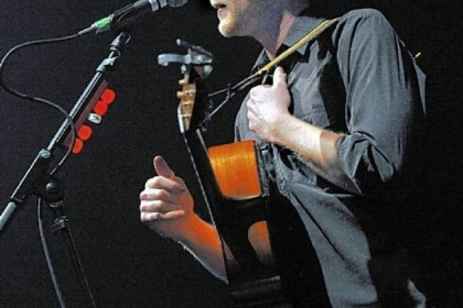 Wesley Schultz and the rest of The Lumineers pleased a sold-out crowd at Stage AE Tuesday night.