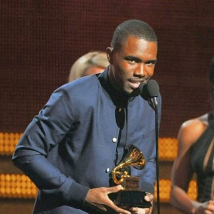 "Frank Ocean won a Grammy for Urban Contemporary Album for ""Channel Orange."""