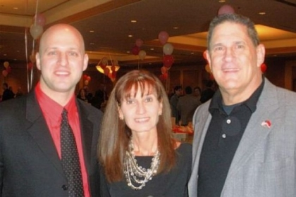 Jeff Jeffers, Marcy McKivitz and John Banaszak.