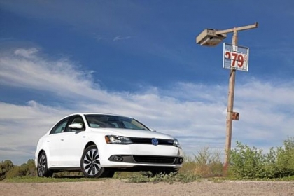 For 2013, Volkswagen has added a hybrid model to its lineup. But the TDI diesel version has long offered mileage north of 40 mpg.