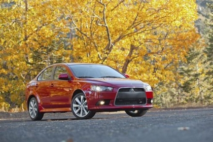 The 2013 Mitsubishi Lancer GT has only a few minor exterior changes from the Lancer Ralliart.  The Ralliart is sportier and more expensive, offering a turbocharged engine, All-Wheel Control full-time all-wheel drive and Active Center Differential.