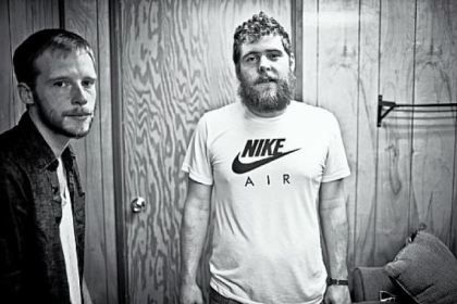 Kevin Devine and Andy Hull join forces in the indie band Bad Books.