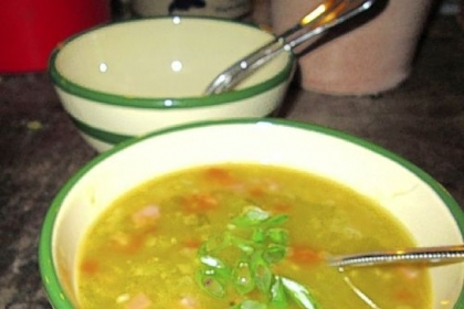 Split Pea and Ham Soup.