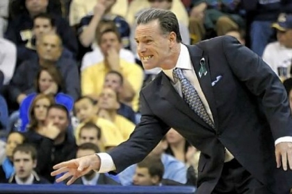 Pitt coach Jamie Dixon is softening up to zone defense.