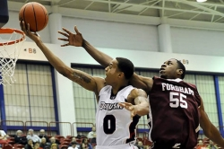 Coach&#039;s criticism ignites Duquesne&#039;s Marhold
