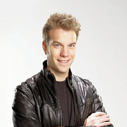 "Comedian Anthony Jeselnik, host of ""The Jeselnick Offensive,"" premiering Feb. 19."