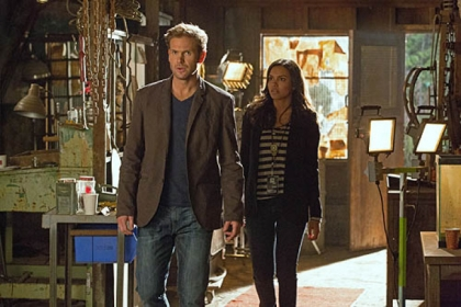 Matt Davis as Jeff and Jessica Lucas as Skye.