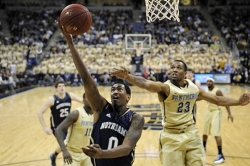 Cook: Pitt&#039;s play not worthy of NCAA tournament bid