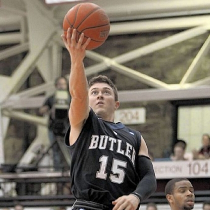 Butler&#039;s Rotnei Clarke is one of Division I&#039;s top 3-point shooters at 43 percent.