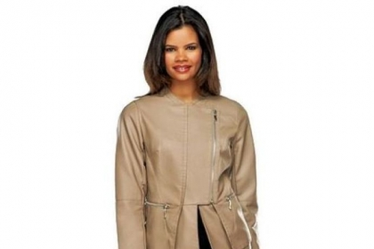 Jacket from the Jennifer Hudson Collection for QVC.