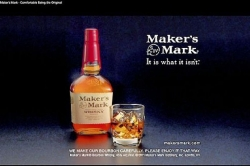 Lowering the bar put Maker's Mark bourbon in a bind