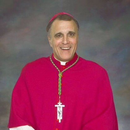 Cardinal Daniel DiNardo, archbishop of Galveston-Houston in Texas, grew up in Pittsburgh and was ordained a priest here.