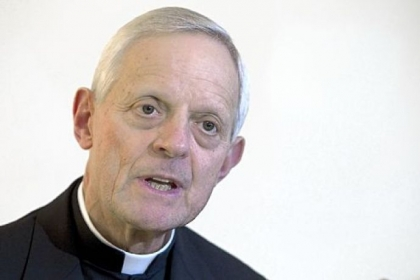 Cardinal Donald Wuerl, archbishop of Washington and former bishop of the Diocese of Pittsburgh.