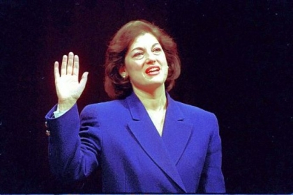 Zoe Baird withdrew from consideration for U.S. attorney general in 1993 for failing to pay taxes for household employees.