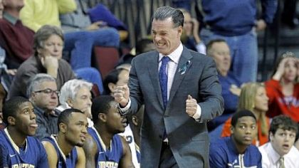 Jamie Dixon reacts to a play in the second half of Pitt's Big East Conference loss to Rutgers Saturday in Piscataway. N.J.