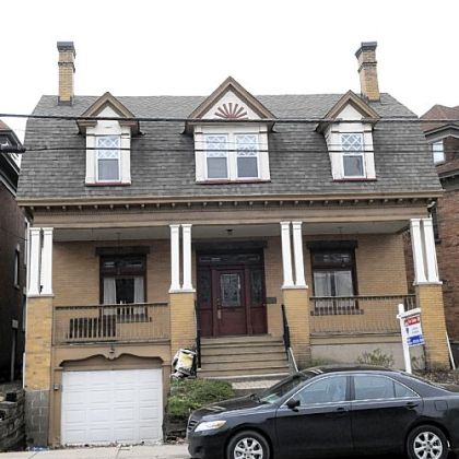 This four-bedroom home at 412 Bailey Ave., Mount Washington, was sold in April for $190,000. It had been on the market for almost a year before the sellers reduced their price.