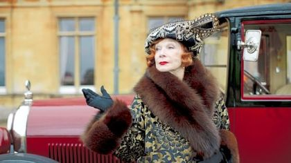 "Shirley MacLaine joines the cast as Martha Levinson in the new season of ""Downton Abbey."""