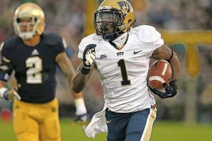 Former Pitt star running back Ray Graham hopes to prove his worth to NFL teams at the scouting combine in Indianapolis.