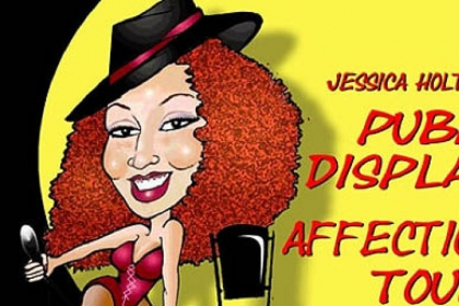 Jessica Holter&#039;s &quot;Public Displays of Affection Tour&quot; will be making a stop at Off the Wall Theater. The show starts at 8 p.m.