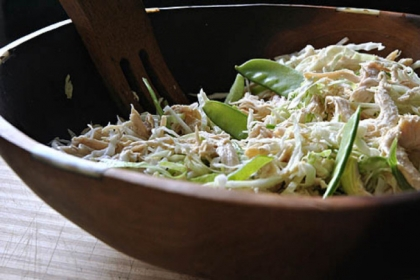 Chinois Chicken Salad.