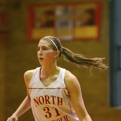 Lauren Wolosik, one of the top scorers in the WPIAL, is the Trojanettes&#039; most experienced player.