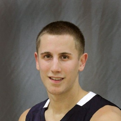 Nick Novak is the career assist leader at UPJ.