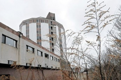 Long vacant and abandoned, the former Monsour Medical Center stands as a symbol of the declining fortunes of the city of Jeannette.