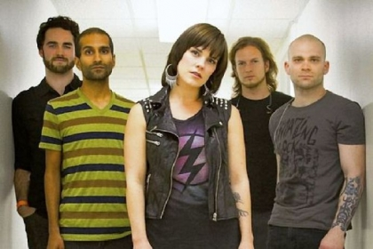 Texas alt-rock band Flyleaf will play at the Altar Bar Friday night.