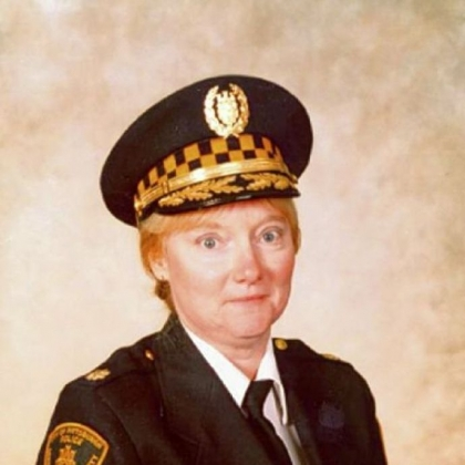 Mayor Ravenstahl named Regina McDonald, 63, the acting police chief.