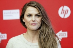 Motherhood changes Keri Russell's outlook