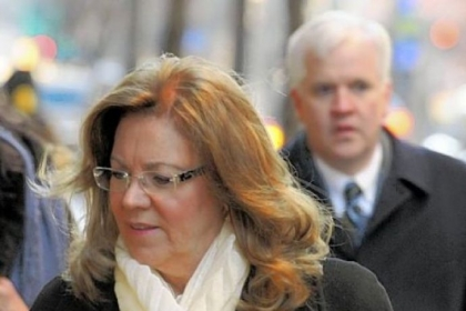 Suspended state Supreme Court Justice Joan Orie Melvin, pictured, and her former administrative aide, Janine Orie, are the second and third siblings to be convicted of corruption.