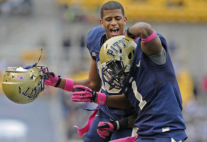 NFL Combine Notebook: Pitt's Graham ready to put skills on disp…