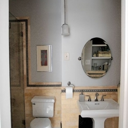 2012-13 Renovation Inspiration Contest: Guest bath an ingenious mix of old and new