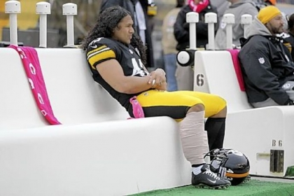 Troy Polamalu is 32, but the more important number where he is concerned is 22, as in the number of games he's missed in the past four seasons.