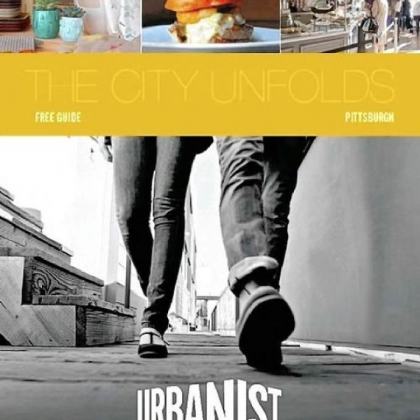 Urbanist, a new city guide by a young entrepreneur Michael McAllister.