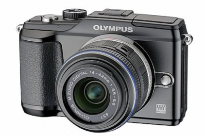 Olympus E-PL2 interchangeable lens camera