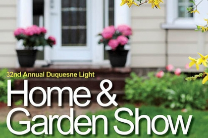 The David L. Lawrence Convention Center will host this year's Pittsburgh Home & Garden Show.