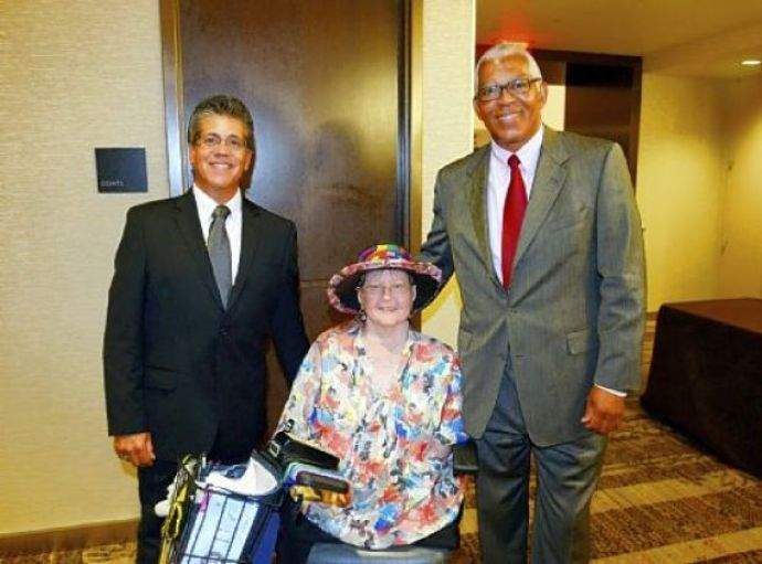 Obituary: Evelyn R. Stypula / Outspoken advocate for people with disabilities