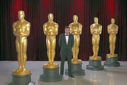 "Seth MacFarlane is host of ""The 85th Annual Academy Awards."""