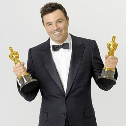 This will be Seth MacFarlane's first time hosting the Academy Awards.