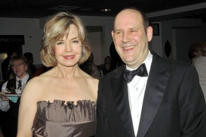 Sally Wiggin and Tom Michael.